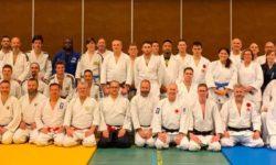 Seishinkai Ju-Jitsu in Belgium